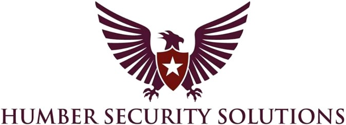 Humber Security Solutions Retina Logo